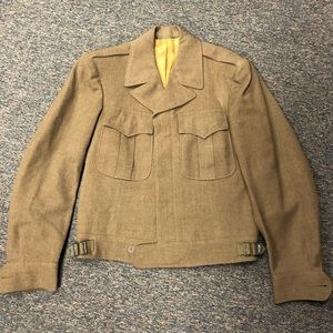 Other - 1945 army officers jacket